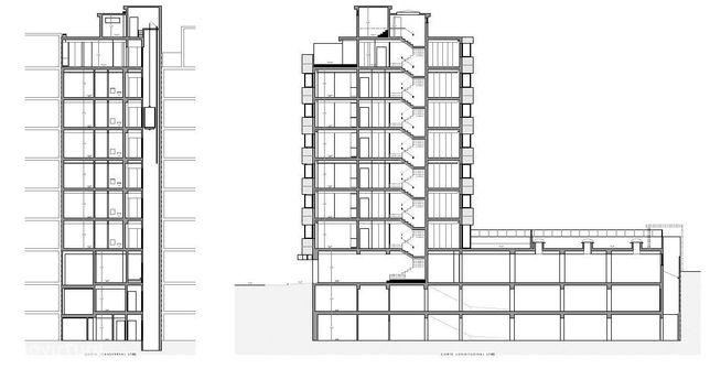 Edifício para reabilitação de 7 apartamentos.