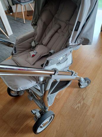 Conjunto de transporte bebé