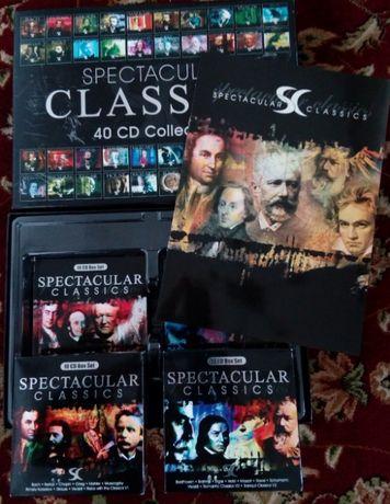 Spectacular Classics 40cd (kolekcja muzyki klasycznej)
