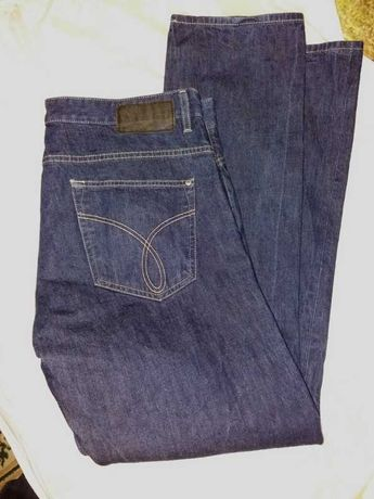 Selvage Джинси CALVIN KLEIN Jeans з США made in Mexico