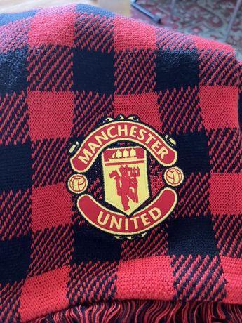 Шарф мужской Nike/Manchester United оригинал