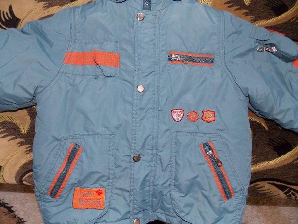 Костюм зимний курточка и комбинезон