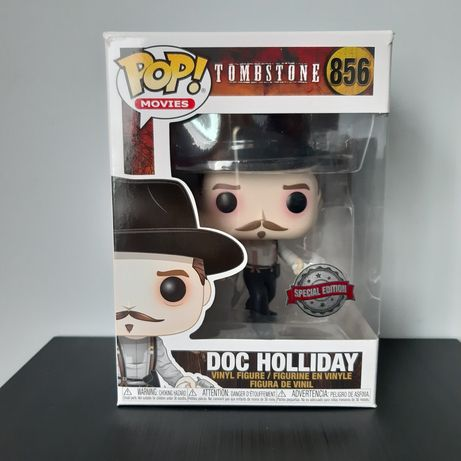 Doc Holliday 856 Special Edition Funko POP Tombstone