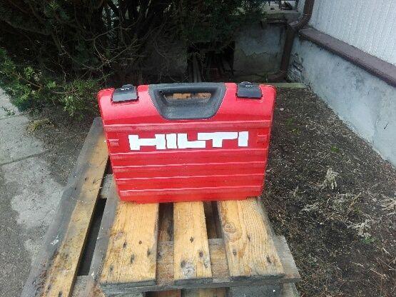 Skrzynka walizka Hilti