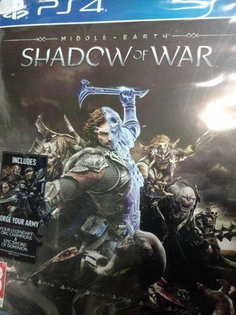 Cień Wojny nowa PS4