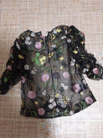 Классная блуза h&m
