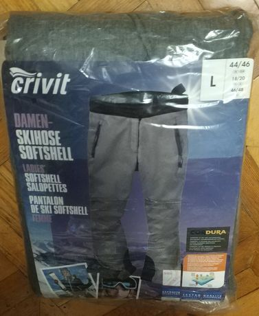 Лыжные штаны женские.
