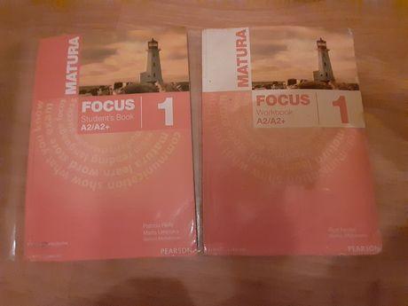 Podręcznik i ćwiczenia Fokus 1