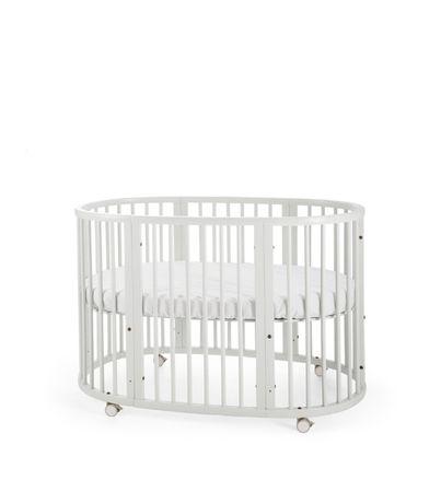 Детская кроватка Stokke Sleepi Оригинал Идеальное состояние, Белая