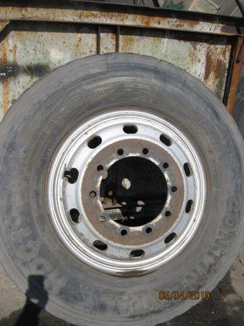 Продам грузовые стальные диски для шин 12.00 R24 (пр-во Европа)
