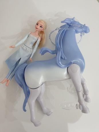 hasbro FROZEN 2 Elsa+koń - pływa i chodzi E6716 /2