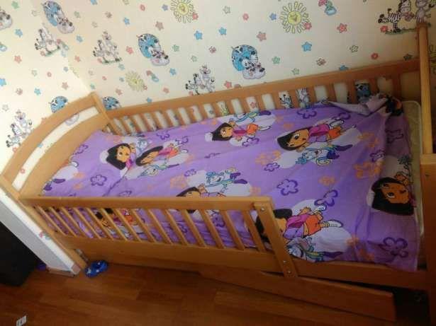 """кровать """"Каринчик-Люкс"""" от производителя."""