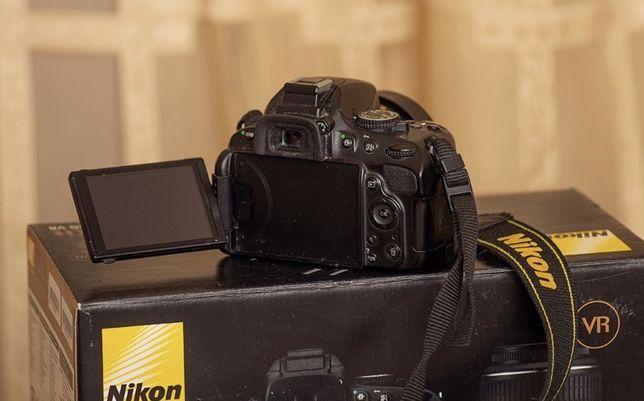 Продам фотоаппарат Nikon d5100 nikkor 35 mm