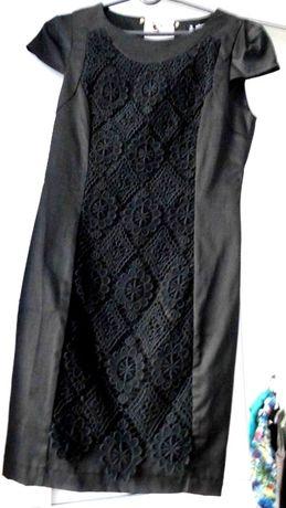 Nowa czarna sukienka M