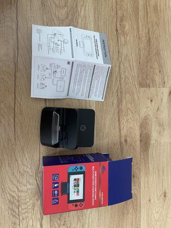 Honson Nintendo Switch Dock wielofunkcyjny, hdmi, 3 USB
