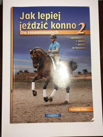 """Książka """"Jak lepiej jeździć konno"""" 2"""