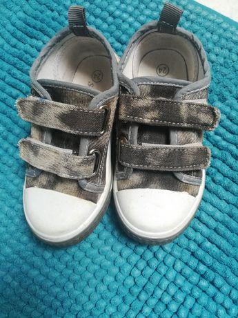 Trampki, buty, rozmiar 24