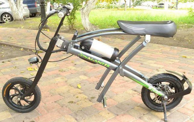 Продам электровелосипед Like Bike Mantis 36В 350Вт