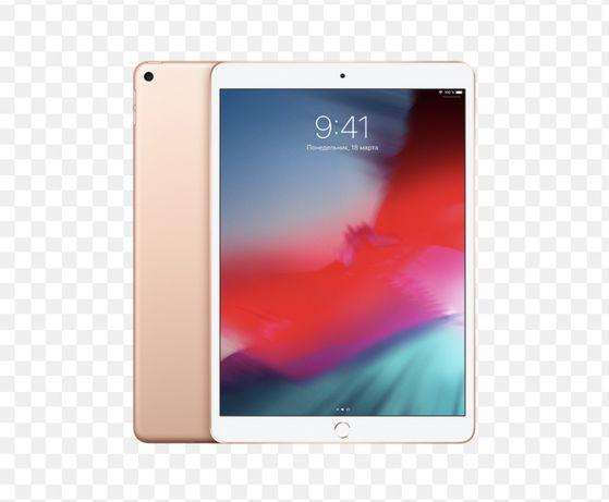 Планшет Apple iPad Air, 256GB, Wi-Fi, Gold, MUUT2, 10.5