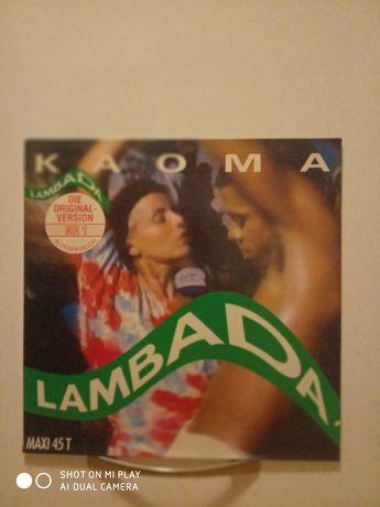 Kaoma - Lambada disc vinil