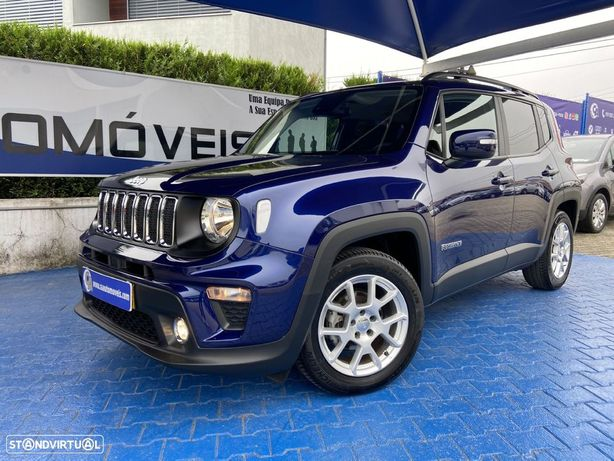 Jeep Renegade 1.0 T Longitude