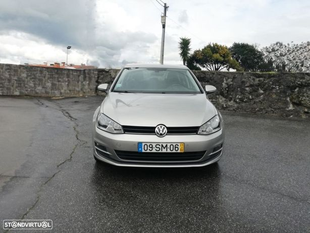 VW Golf 1.6 TDi GPS Edition