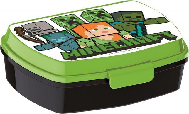Śniadaniówka pojemnik Lunch Box Minecraft.