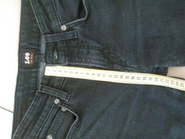 Spodnie LEE rurki,jeansy