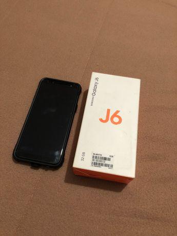 Telemóvel Samsung J6 completo