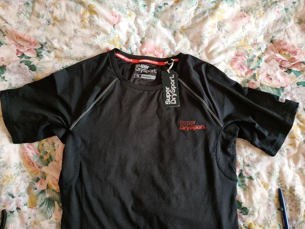 Мужская футболка для спорта Superdry