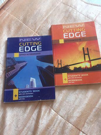 New Cutting Edge ( intermediate, upper intermediate)