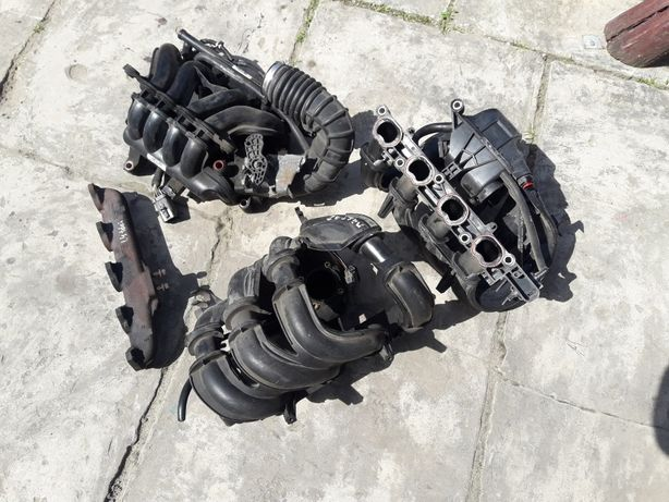 Коллектор Корпус фильтра Катализатор Форд Ford Fiesta MK5 МК6 Fusion
