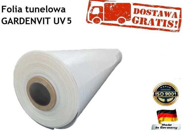 Folia Tunelowa UV5 szer. 6x33m.Ogrodnicza Szklarnia Gardenvit Rolnicza