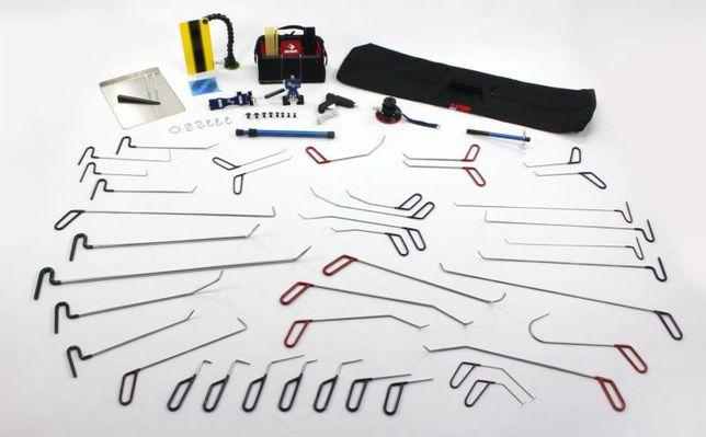 Инструмент PDR для рихтовки кузова и удаления вмятин без покраски