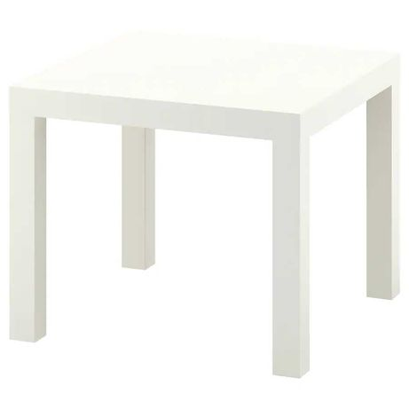 Mesa apoio IKEA Lack branca