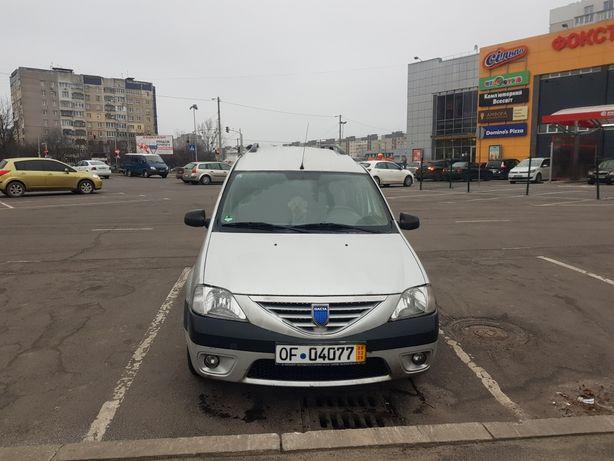 Dacia logan 7 місць, кондиціонер