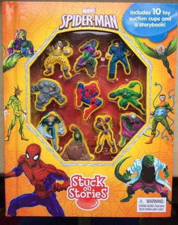Spiderman Marvel i superheroes