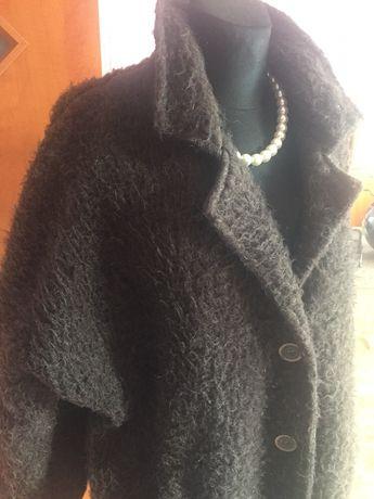 Płaszcz jak  alpaka