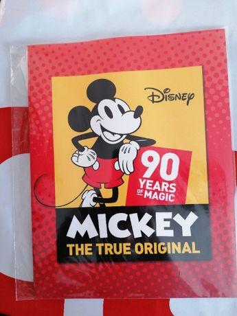 Selos Mickey 90 anos de magia