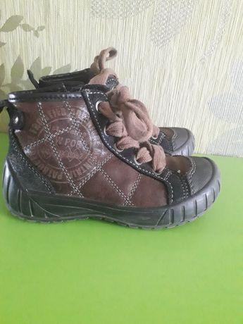 Ботинки Кожа!!!