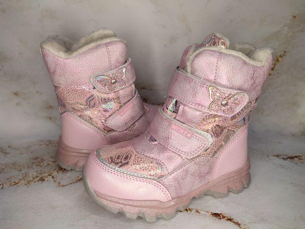 Шикарные ботинки 27-32р