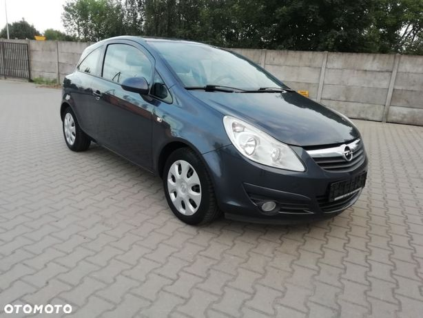 Opel Corsa 1,2 rok 2010 klima niemcy