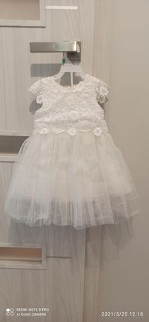 Sukienką do Chrztu
