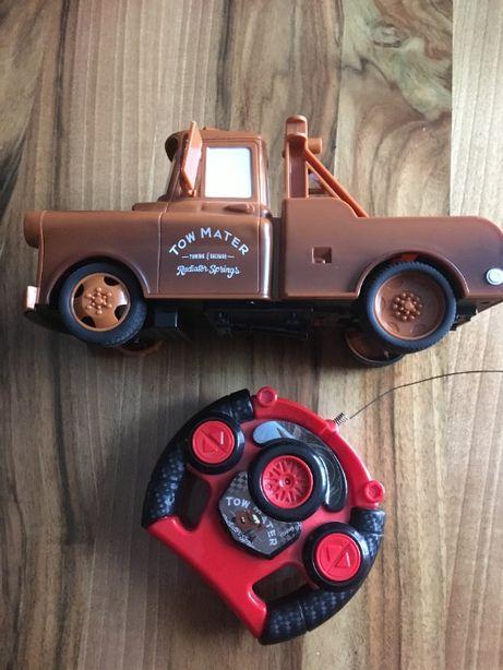Машина Метр из Тачек на радиоуправлении Disney