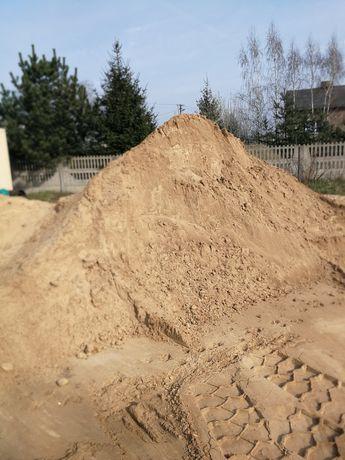Kopalnia Malkon wydobycie i transport (żwir, piasek, tłuczeń)