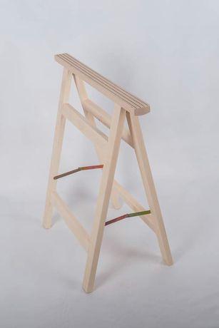 kobyłka drewniana