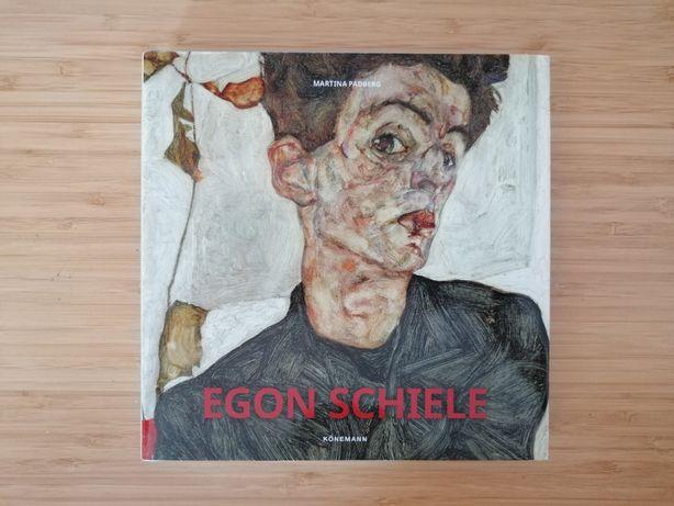 """Livro """"Egon Schiele"""", Martina Padberg"""