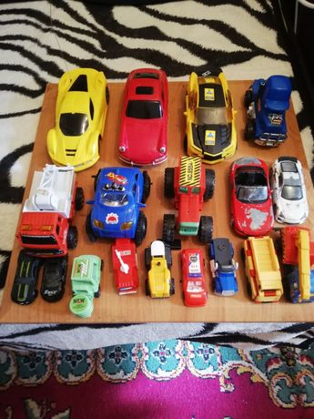 Машинки детские 100 за все