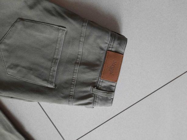 Mayoral spodnie khaki 146 152 similki jak legginsy