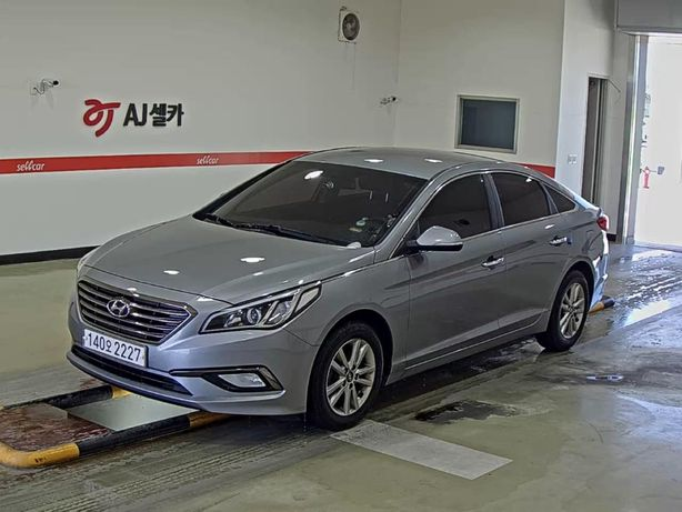 Hyundai Sonata LF 2016 LPI Одесса